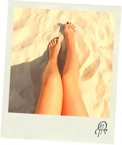 Beauté jambes