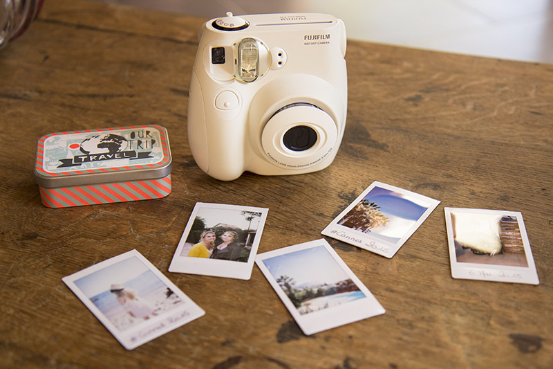 fujifilm photos polaroid teste comparatif