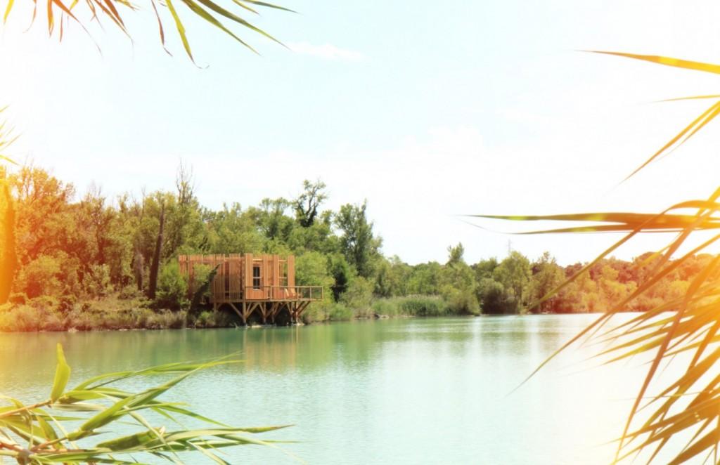 Cabanes des grands cépages provence